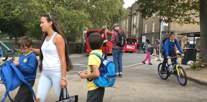 School Streets in Hackney | School Streets Initiative