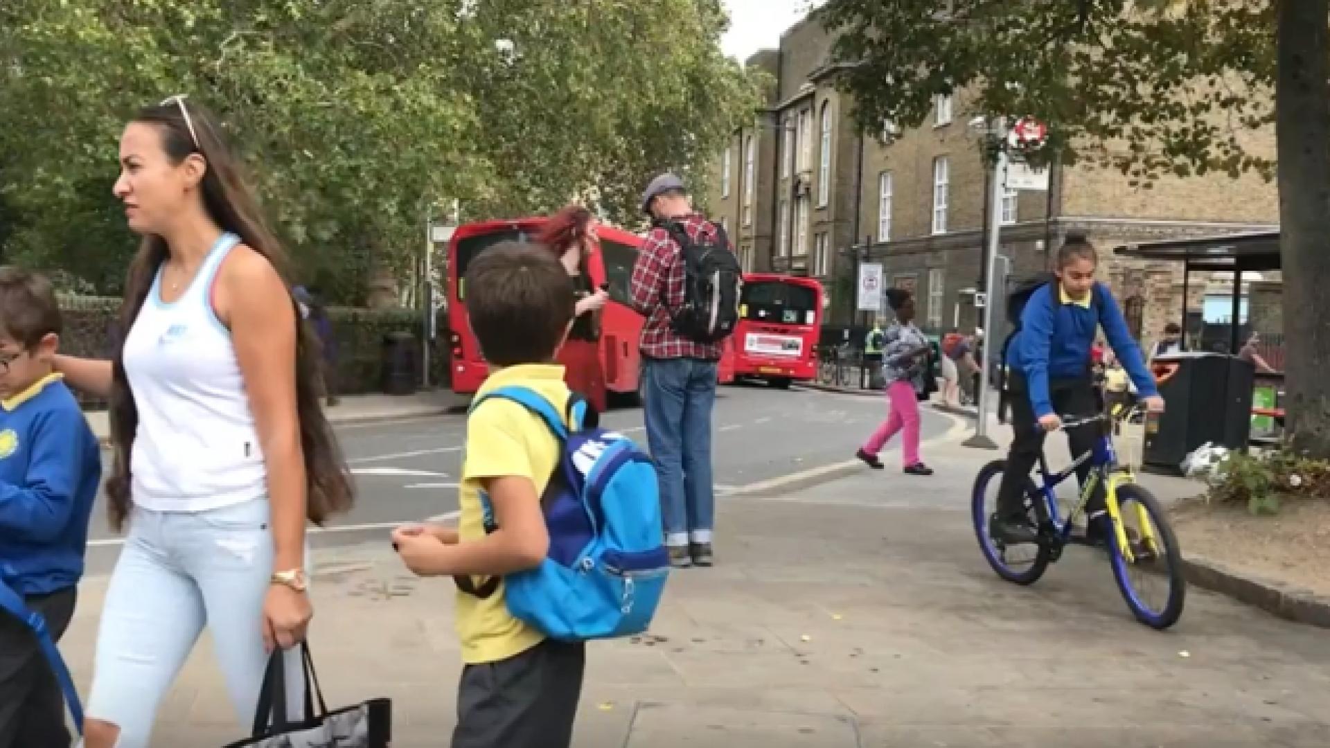 School Streets Initiative