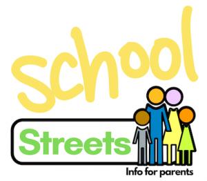 School Street Logo | School Streets